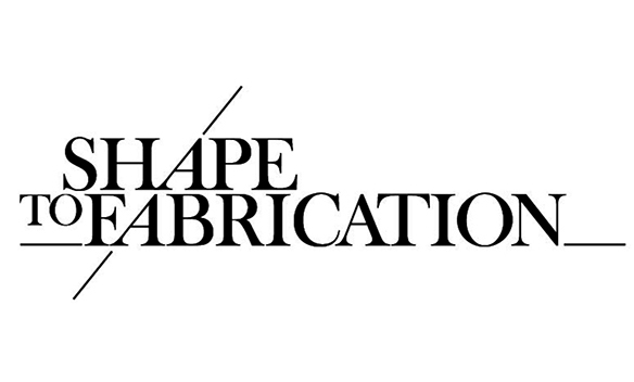 Shape to Fabrication Conference Logo