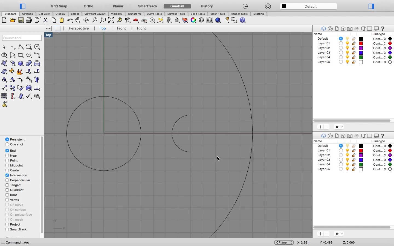 Rhino for mac tutorials getting started series 5 rhino 3d baditri Choice Image