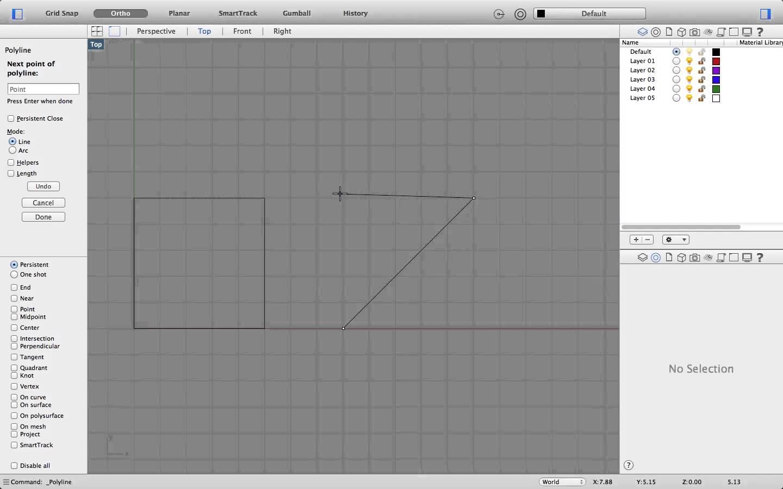 Rhino for mac tutorials getting started series 1 rhino 3d baditri Choice Image