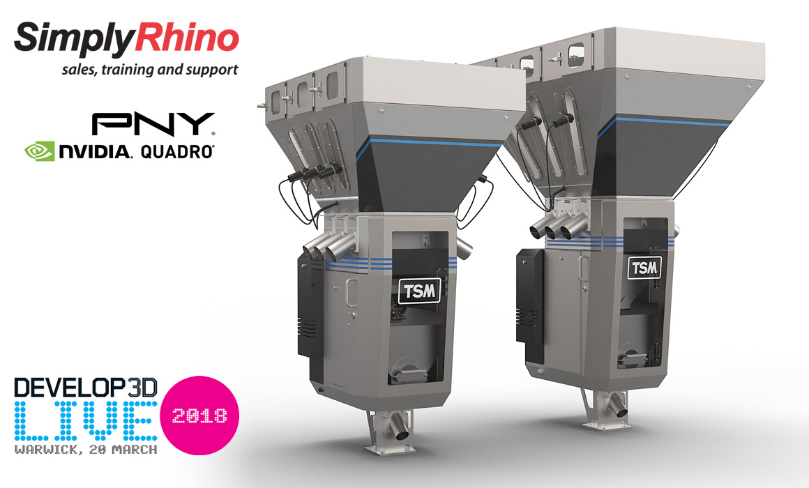 Simply Rhino PNY at Develop3dLive