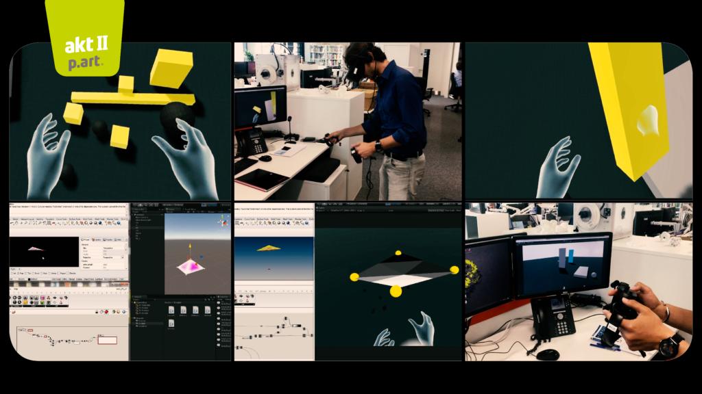 AKT II AR/VR with Rhino Presentation Image