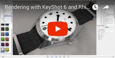 Rhino and Keyshot - Rhino 3D