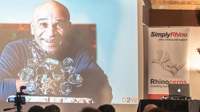 Rhino UK User Group Meeting 2019