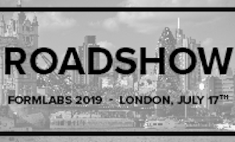 Formlabs Roadshow 2019