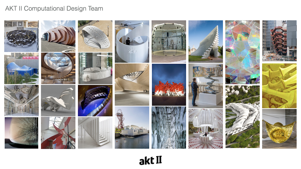 A promo image for AKT II p.art team projects